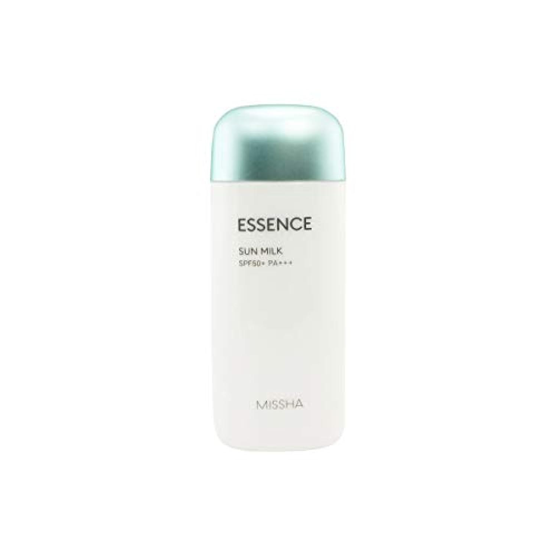 Missha All-around Safe Block Essence Sun Milk Spf50+/pa+++ 70ml [並行輸入品]