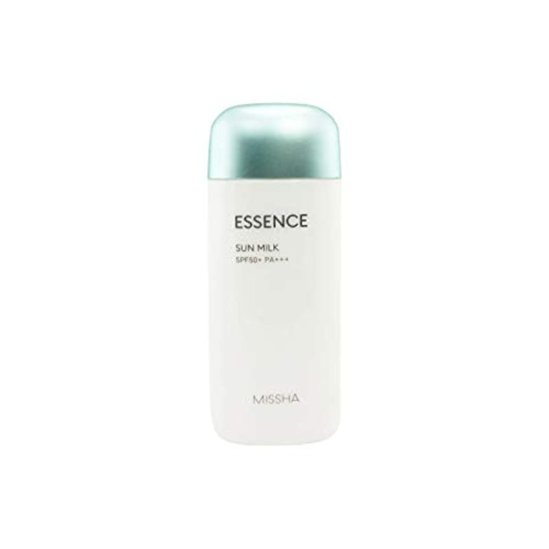 磁器ノイズりMissha All-around Safe Block Essence Sun Milk Spf50+/pa+++ 70ml [並行輸入品]