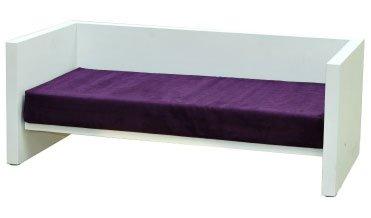 猫のベッド ZAZEN ザゼン ホワイト プラム REPLUS リプラス