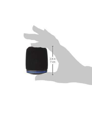 シュアー SHURE A57AWS ブラック ウインドスクリーン マイク