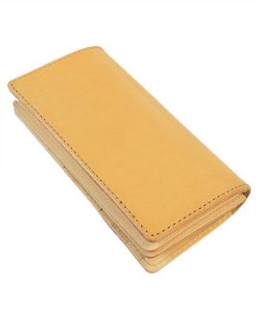 遊びます結核日帰り旅行に(ファニー)FUNNY ロングウォレット Leather Long Wallet 本革長財布