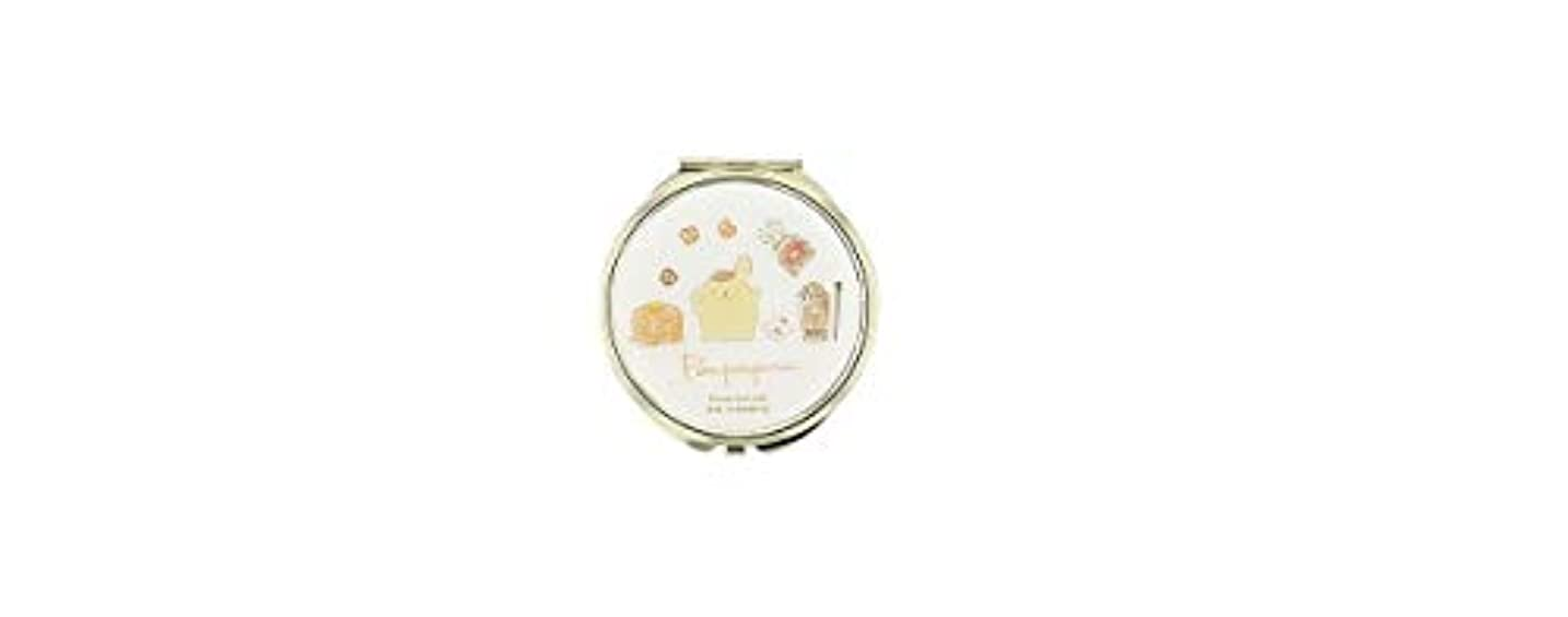 バースト口ひげ拍車(メイクメリー) Make Merry Sanrioコンパクトミラー 86887