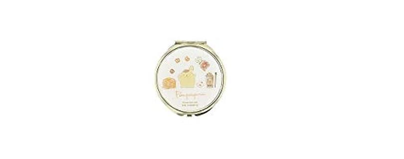 生産的インターネットハンサム(メイクメリー) Make Merry Sanrioコンパクトミラー 86887 (ポムポムプリン)
