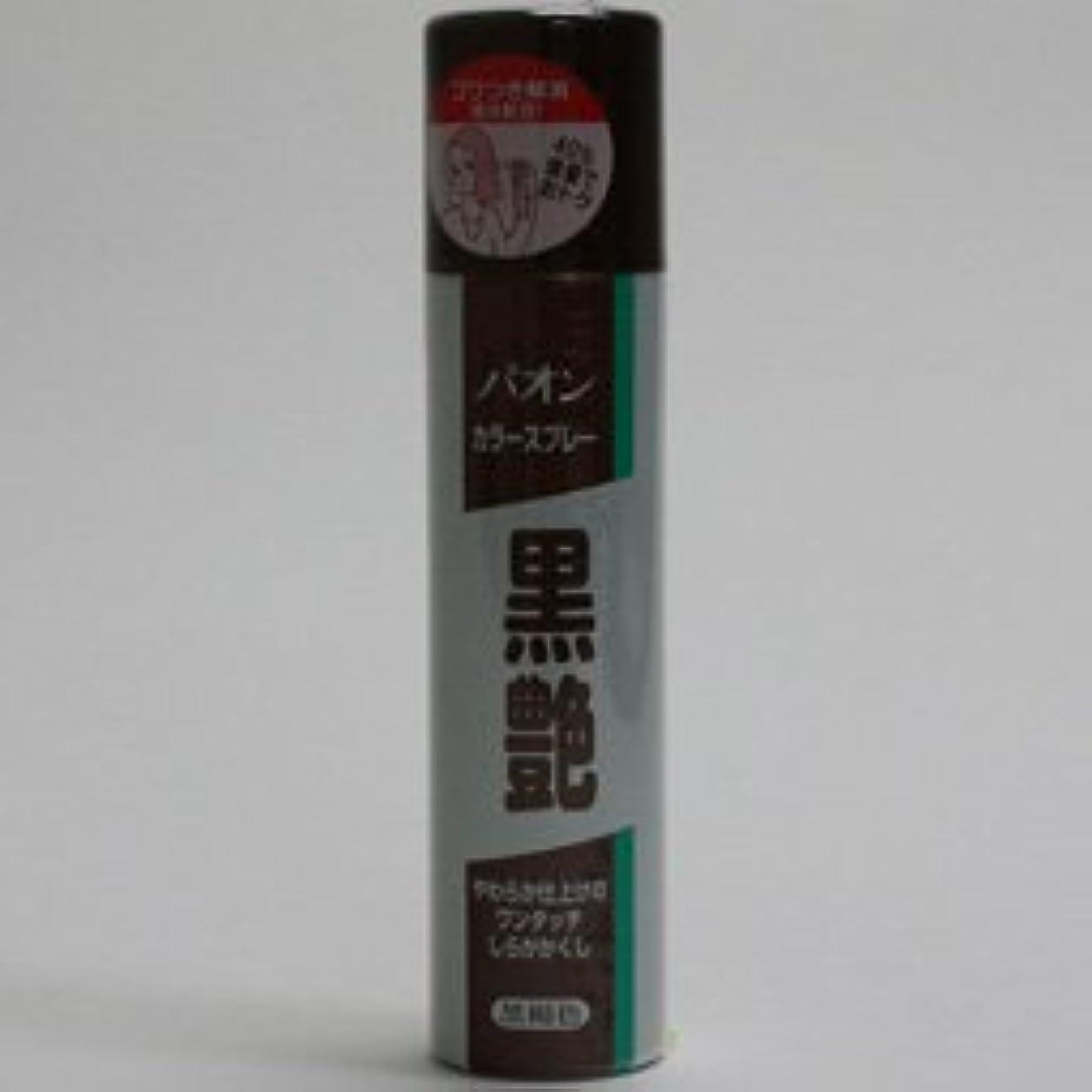 シュワルツコフヘンケル(カブ)パオンカラースプレー黒艶黒褐色60g(RC:1000611667)