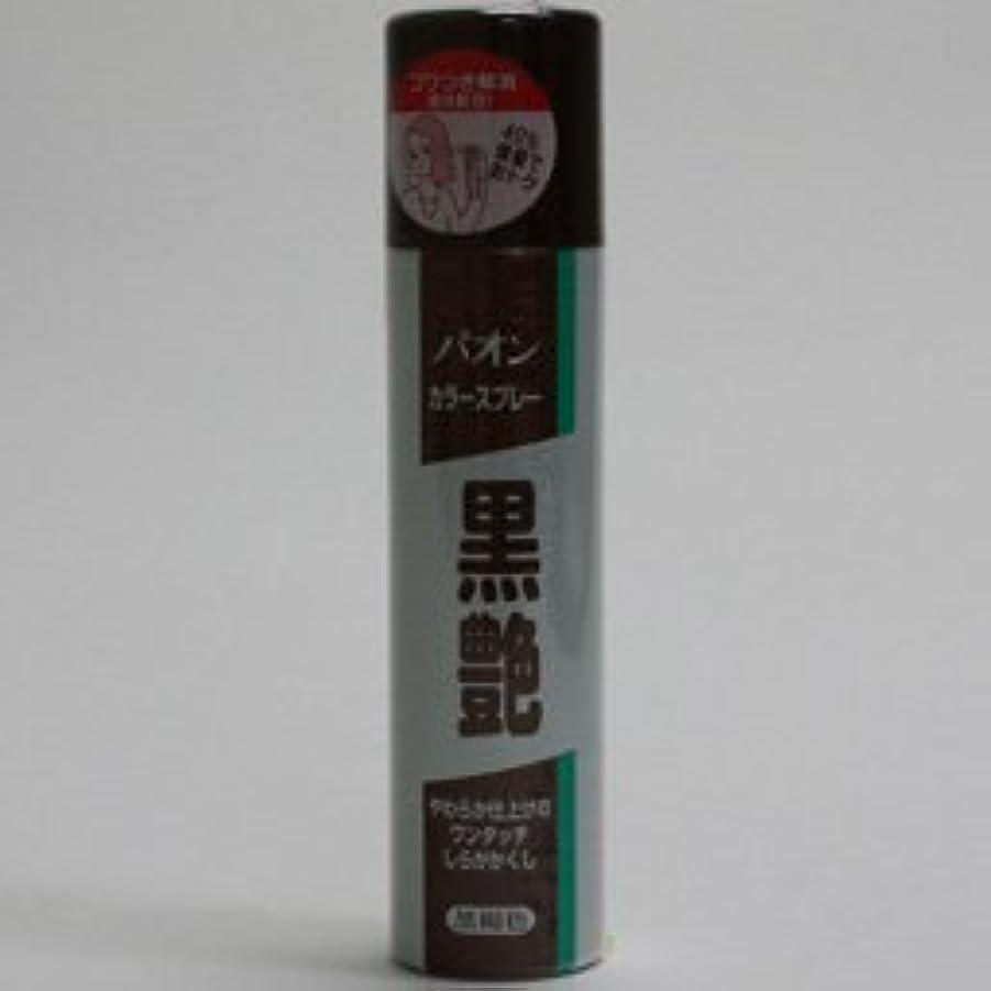 味付け舌な透過性シュワルツコフヘンケル(カブ)パオンカラースプレー黒艶黒褐色60g(RC:1000611667)