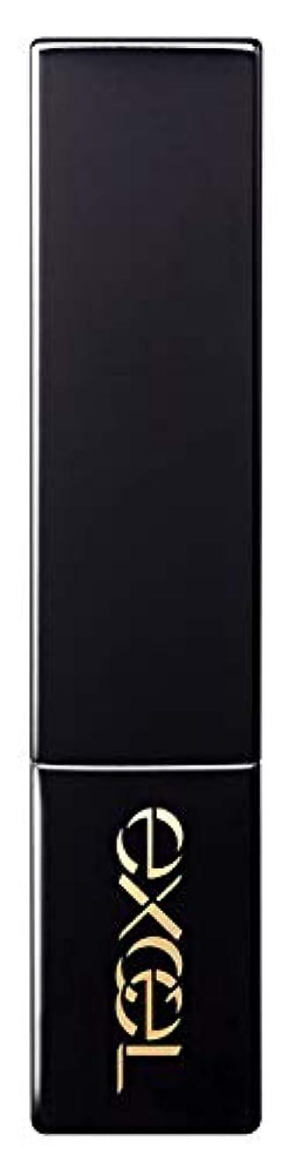 現実的水平実験的excel(エクセル) エクセル グレイズバームリップ GB07 ウォーターメロン 口紅 3.8