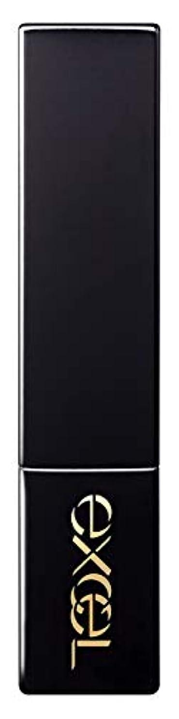 マスク豊かな引き付けるexcel(エクセル) エクセル グレイズバームリップ GB07 ウォーターメロン 口紅 3.8