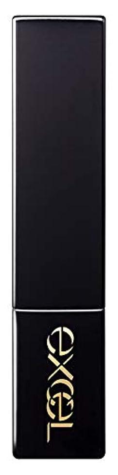 有彩色の縁石医薬品excel(エクセル) エクセル グレイズバームリップ GB07 ウォーターメロン 口紅 3.8