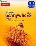 Symantec pcAnywhere 12.0J Host 10pack版