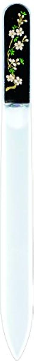 あごひげトランペット同封する橋本漆芸 ブラジェク製高級爪ヤスリ 三月 桜 紙箱