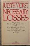 Necessary Losses (A Fawcett gold medal book)