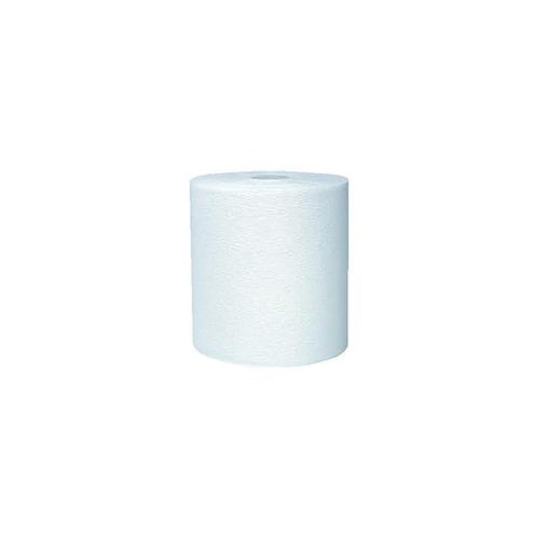 牛農学アルコーブKimberly-Clark 11090 White KLEENEX Hard Roll Towel, 8 W x 600' L (Pack of 6) by Kimberly-Clark