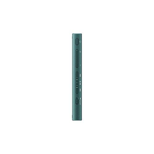 ソニー SONY ウォークマン Aシリーズ NW-A35 : 16GB ハイレゾ対応 Bluetooth/LDAC/NFC対応 DSEE HX搭載 microSDメモリーカード対応 ビリジアンブルー NW-A35 L