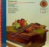 Tchaikovsky: Piano Concerto No. 1 / Bach-Siloti: Prelude No. 10 (1980-05-03)