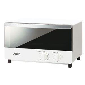 アクア オーブントースター ホワイトAQUA AQT-WA11-W