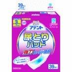 アテント 尿取りパッド強力スーパー吸収 女性用 39枚入 紙おむつ尿取りパッド