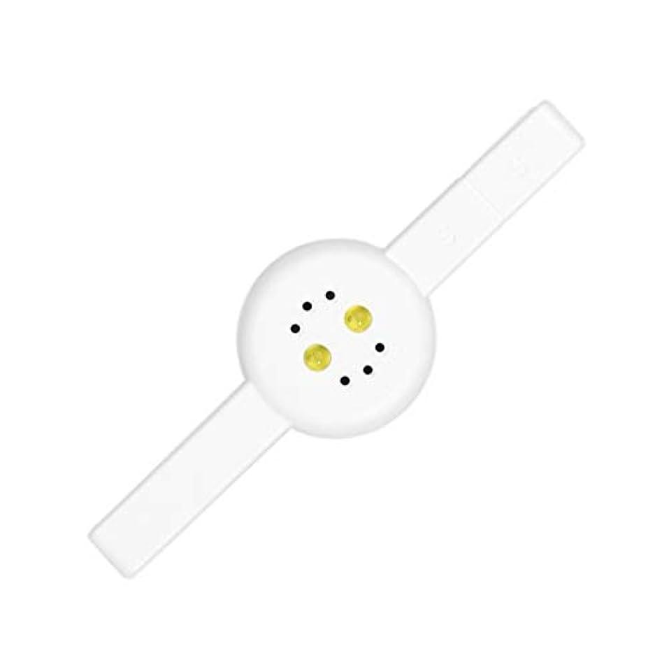 実用的太字抑圧Lurrose usbマニキュアドライヤーランプ小さなネイルジェルライトネイルメイクマニキュアランプ