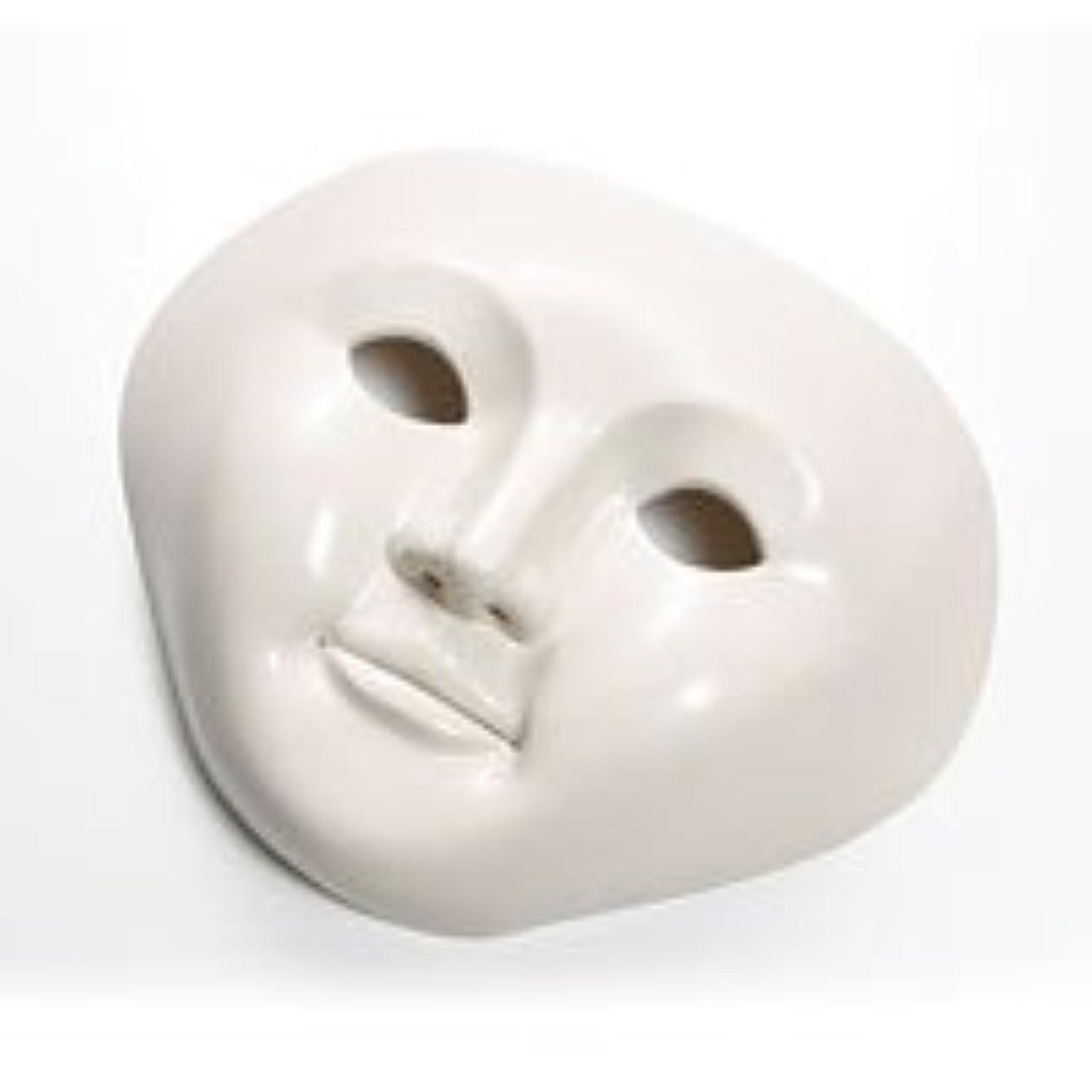 バッフル振り返るラベンダー湯の花美人 【ラジウムの美顔マスク】