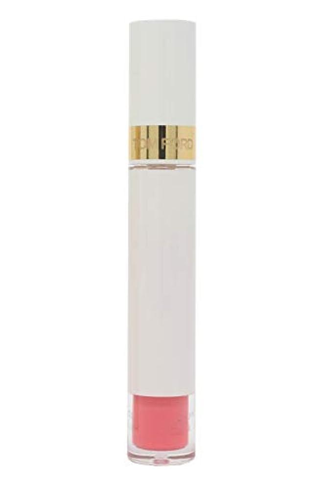 報復する排出いらいらするトム フォード Lip Lacqure Liquid Tint - # 04 In Ecstasy 2.7ml/0.09oz並行輸入品