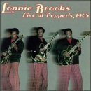 Live at Pepper's 1968 by Lonnie Brooks