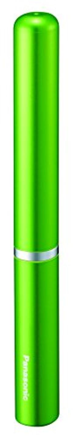ギャラリー叱るスカウトパナソニック スティックシェーバー メンズシェーバー 1枚刃 緑 ER-GB20-G