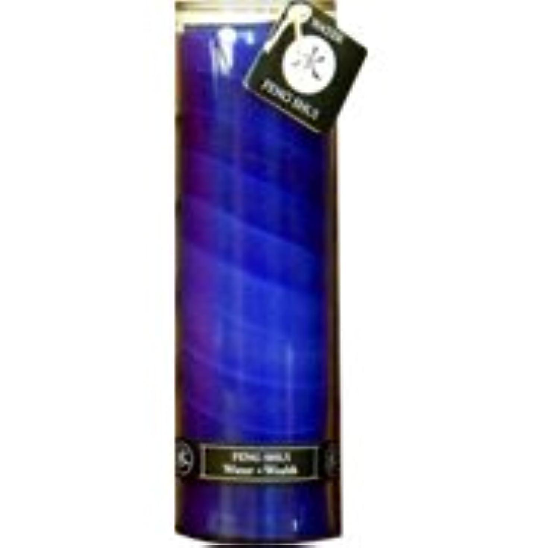 ファイナンスはげ関係ない海外直送品Feng Shui Palm Wax Jar Candle, Water Wealth 16 oz by Aloha Bay