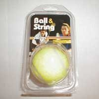 一意テニストレーナー交換用ボールと文字列