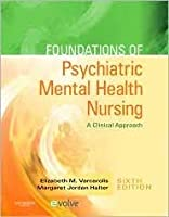 Foundations of Psychiatric Mental Health Nursing 6th (sixth) edition Text Only [並行輸入品]