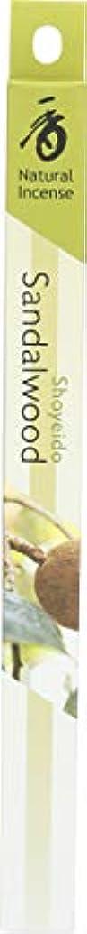 コールドに対処するクアッガShoyeido – Natural Incense Sandalwood 35 Stick(s) グリーン 15001