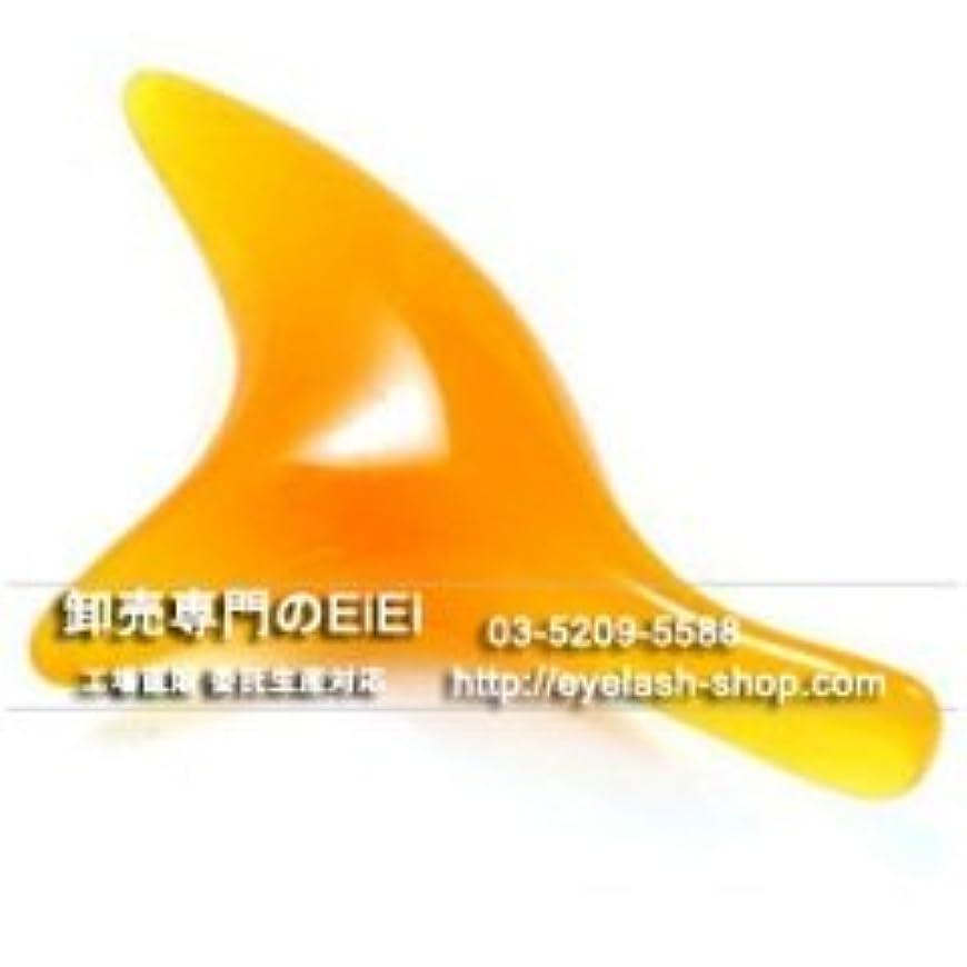 簡単にぴったりかっさ板 蜜蝋かっさプレート 美容マッサージかっさ板 グアシャ板 C-12
