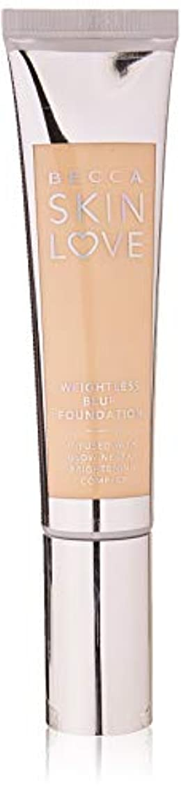 士気少年改修ベッカ Skin Love Weightless Blur Foundation - # Shell 35ml/1.23oz並行輸入品