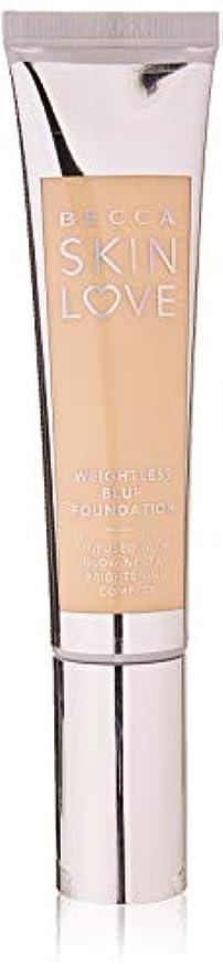 思いやりのあるシール飛ぶベッカ Skin Love Weightless Blur Foundation - # Shell 35ml/1.23oz並行輸入品