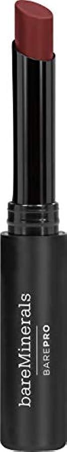 煙突弾性凝視ベアミネラル BarePro Longwear Lipstick - # Cranberry 2g/0.07oz並行輸入品
