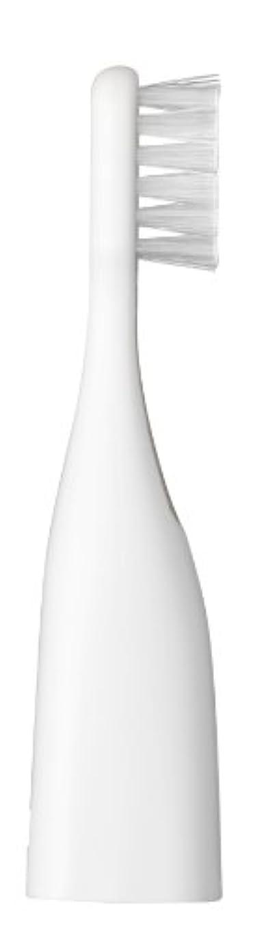 ハイランド定数ブラストパナソニック ポケットドルツキッズEW-DS32用替えブラシ 2本入 白 EW0959-W