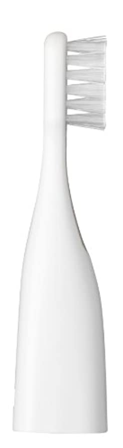 バインドカスケード気性パナソニック ポケットドルツキッズEW-DS32用替えブラシ 2本入 白 EW0959-W