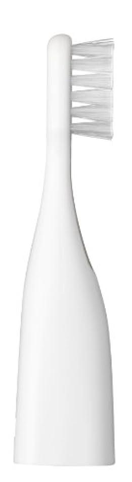 封筒フロンティア黒人パナソニック ポケットドルツキッズEW-DS32用替えブラシ 2本入 白 EW0959-W