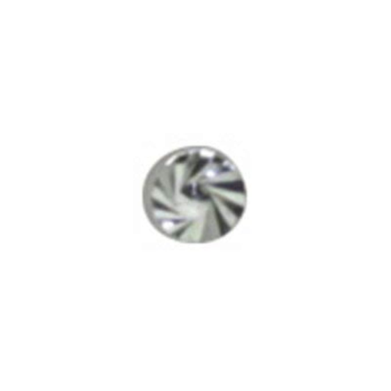 最小化する貫入摂氏SHAREYDVA ネイルパーツ サンシャインスタッズ シルバー 1.8mm 20P