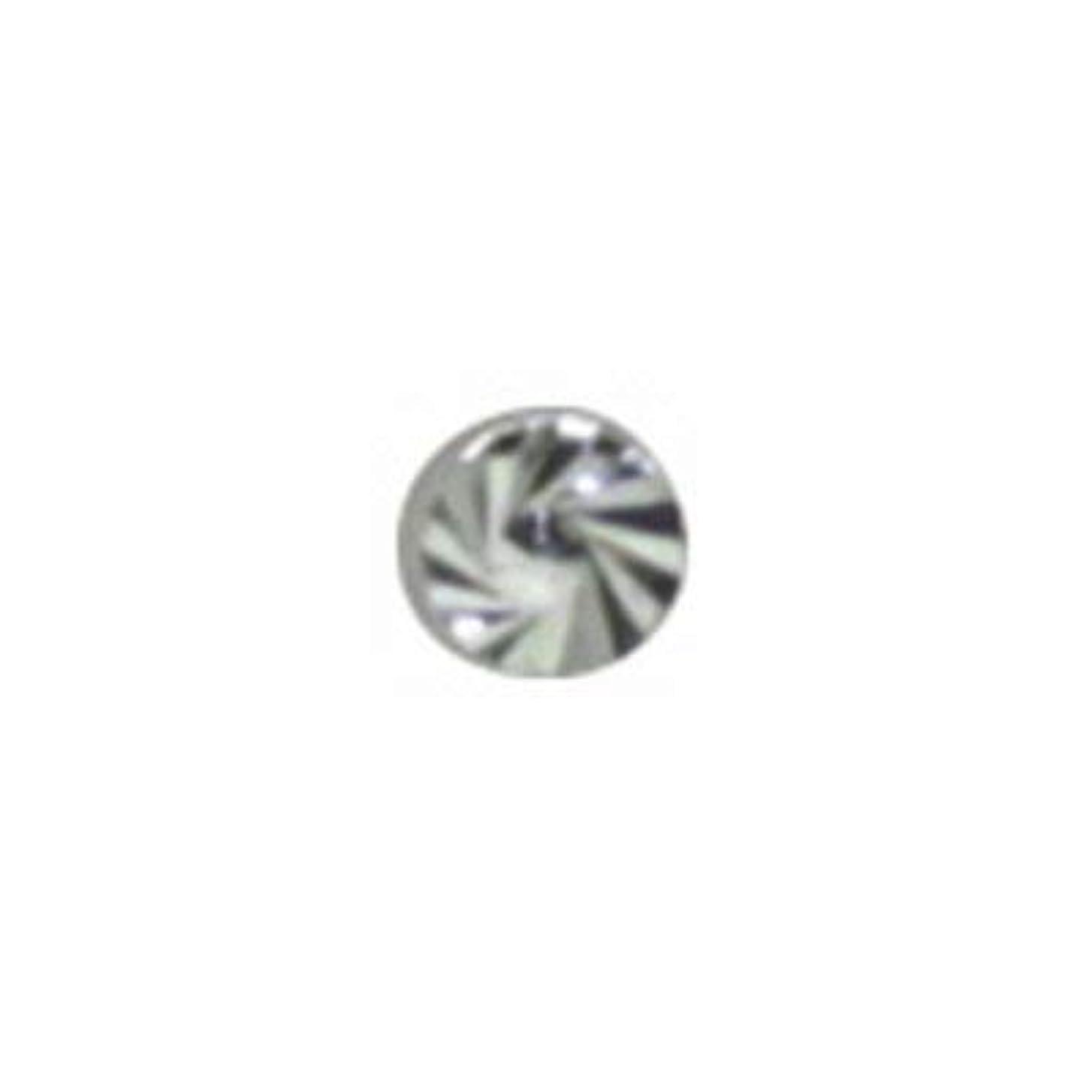 人種悪行レガシーSHAREYDVA ネイルパーツ サンシャインスタッズ シルバー 1.8mm 20P