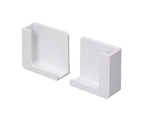 東和産業 浴室用ラック 約5×2.3×5cm 磁着SQ バススマートフォンホルダー 39200