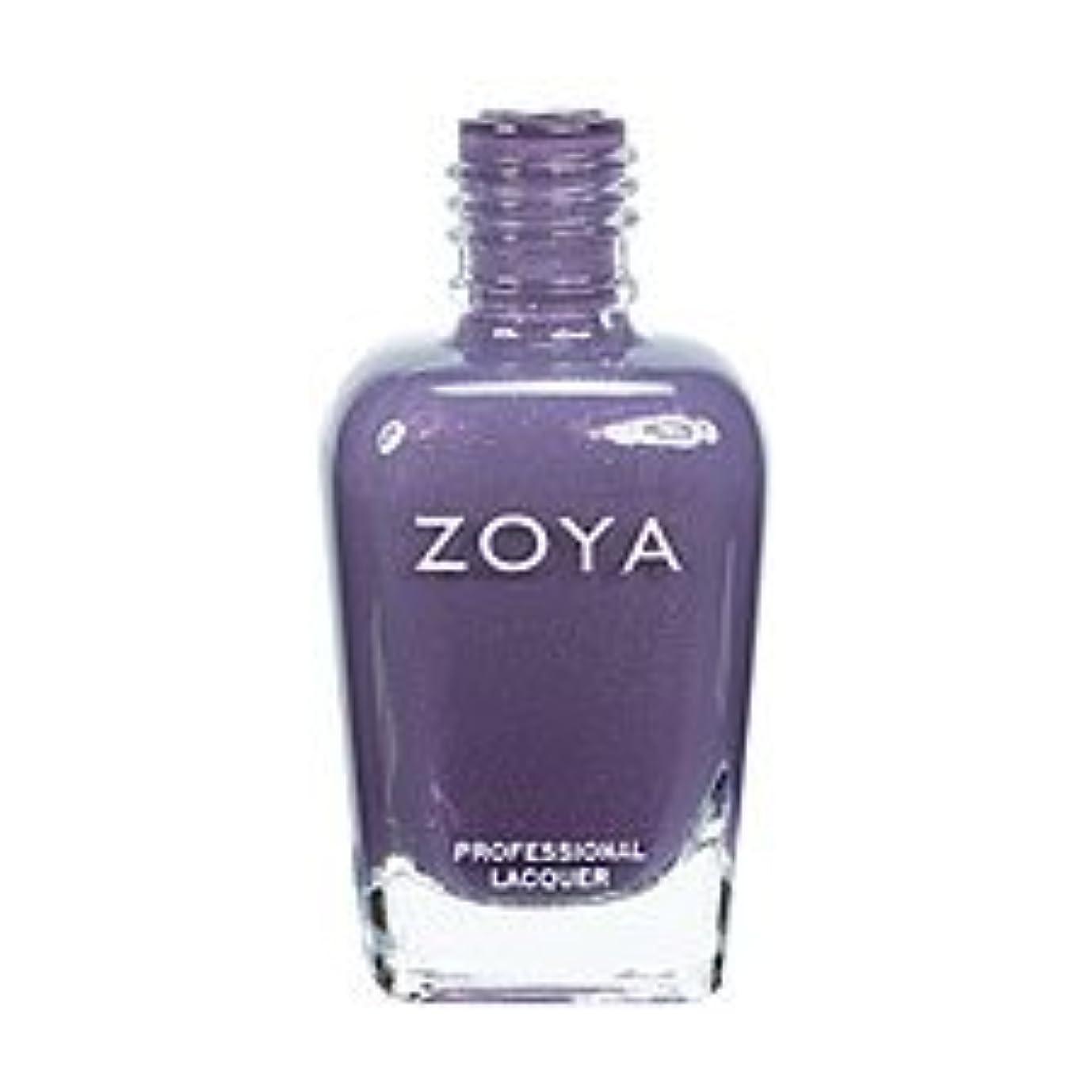 デッキ謎めいた印象的Zoya Vernis à ongles - Lotus ZP 589- Feel Collection 2012