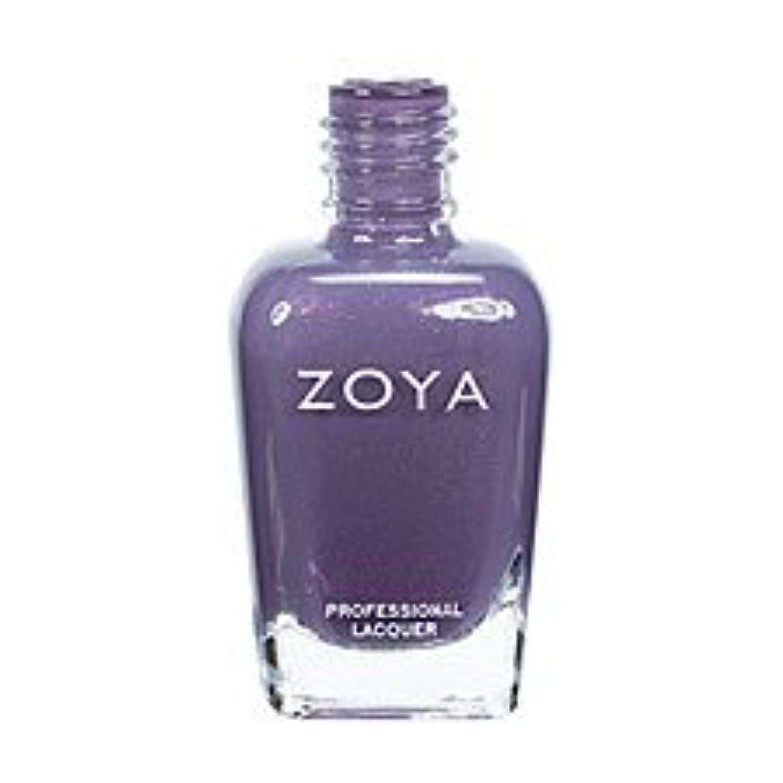 チャーム深く怠Zoya Vernis à ongles - Lotus ZP 589- Feel Collection 2012