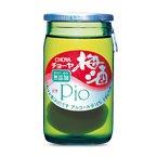 チョーヤ Pio(ピオ)梅酒 (実入り)14度 50ml一口サイズ