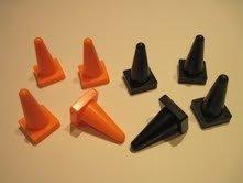 キャントストップ (Can't Stop: Set of Orange Cones) [並行輸入品] ボードゲーム