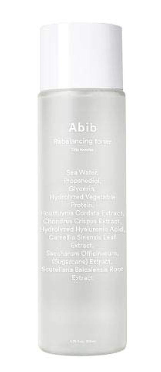 閉じ込める財政バリー[Abib] Rebalancing toner Skin booster 200ml [並行輸入品]