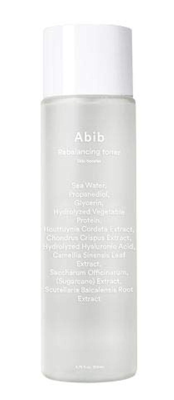 可動式ジョイントトリプル[Abib] Rebalancing toner Skin booster 200ml [並行輸入品]