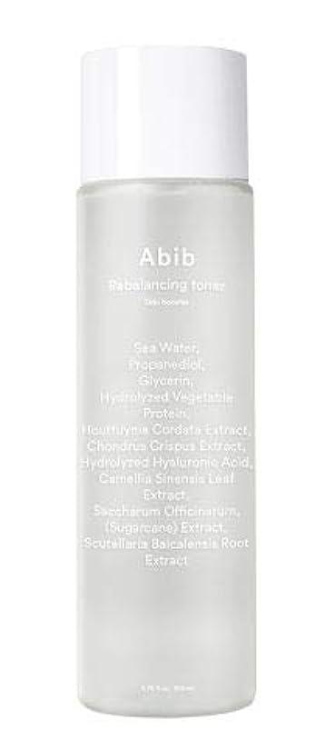 賢い飛躍立方体[Abib] Rebalancing toner Skin booster 200ml [並行輸入品]