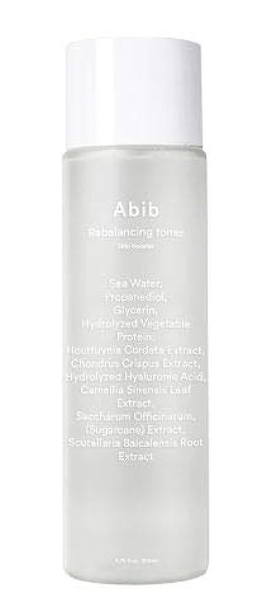 キラウエア山五見習い[Abib] Rebalancing toner Skin booster 200ml [並行輸入品]
