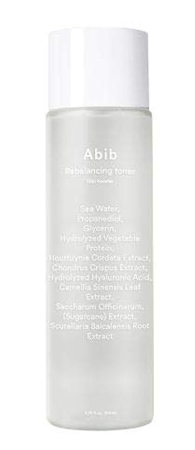 飢えたグラフマトロン[Abib] Rebalancing toner Skin booster 200ml [並行輸入品]