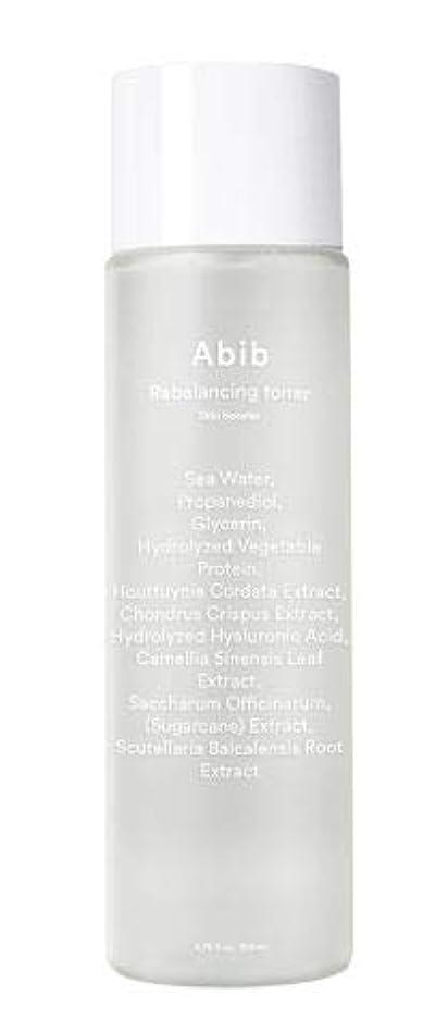 告発者つまらない山岳[Abib] Rebalancing toner Skin booster 200ml [並行輸入品]