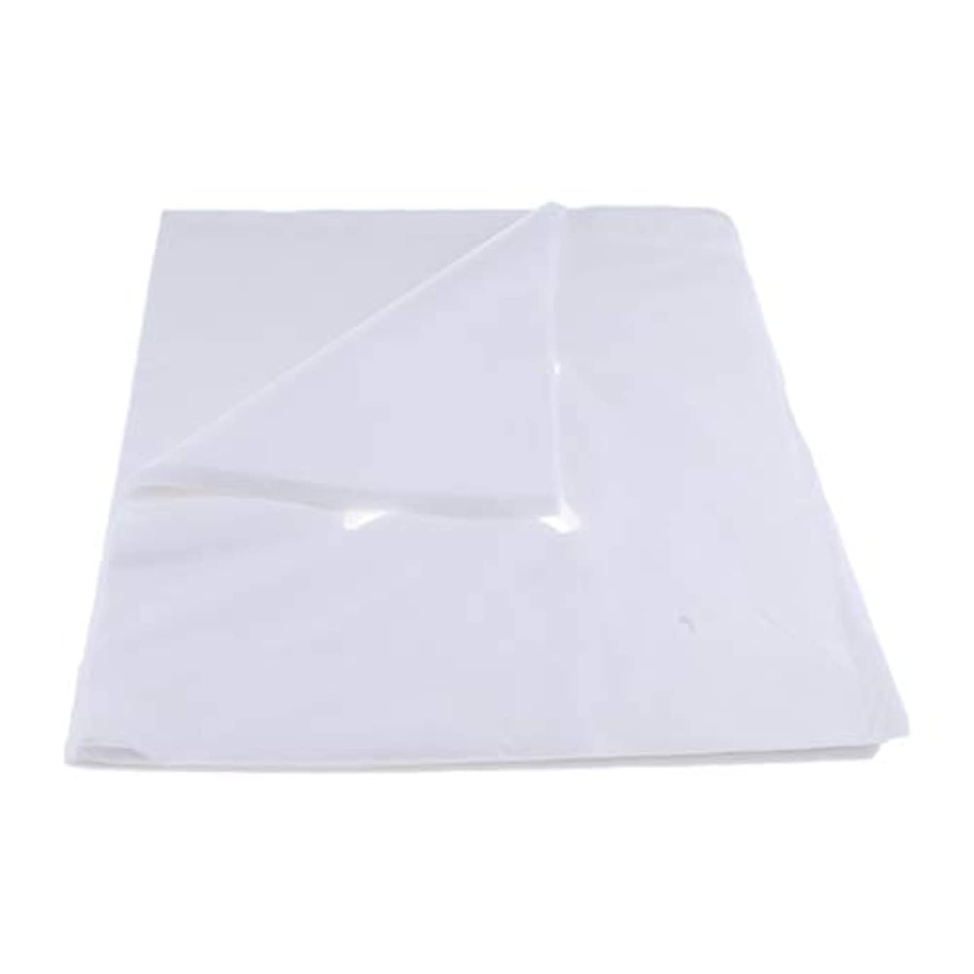 バイアスやけど試用200ピース不織布使い捨てマッサージベッドフェイスクレードルクッションシートカバー - L
